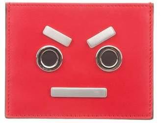 Fendi Faces Cardholder