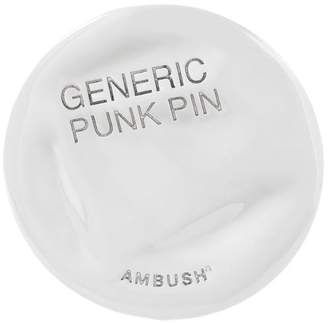 Ambush generic pin badge