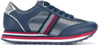 Tommy Hilfiger Flag mesh sneakers