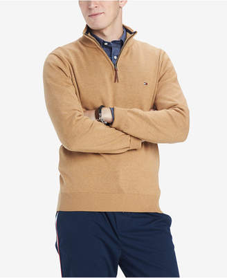 Tommy Hilfiger Men's Quarter-Zip Sweater
