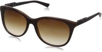 DKNY Women's 0DY4126 Square Sunglasses