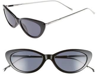 Leith 53mm Cat Eye Sunglasses