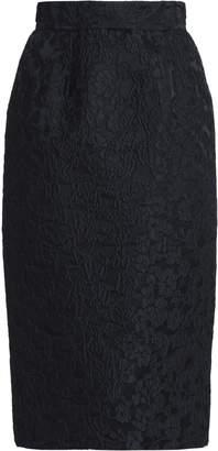 Dolce & Gabbana (ドルチェ & ガッバーナ) - ドルチェ & ガッバーナ ふくれ織り スカート