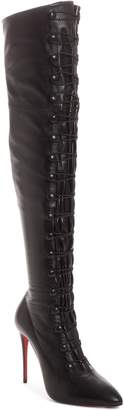 Christian Louboutin French Tutu Over the Knee Boot