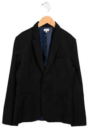 Paul Smith Boys' Structured Notch-Lapel Jacket