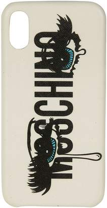 Moschino Crying Eye Iphone X Cover