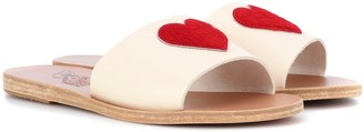 Ancient Greek Sandals Taygete Eros leather sandals