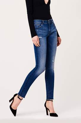 DL1961 Mid Rise Skinny Jeans