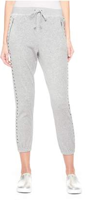 Juicy Couture Studded Velour Silverlake Pant