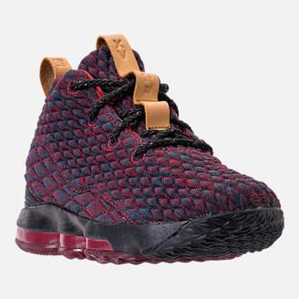 Nike Kids' Preschool LeBron 15 Basketball Shoes