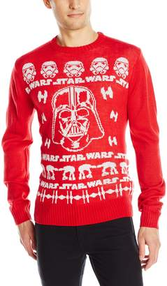 Star Wars Men's Sweater Wars Sweater