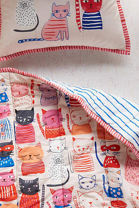 Carolyn Gavin Cat Collective Kids Quilt