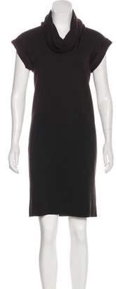 Akris Punto Wool Sleeveless Dress