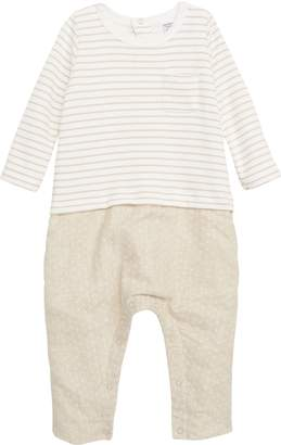 Petit Bateau Talky Shirt & Pants Set