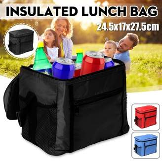 Kadell Waterproof Insulated Thermal Bag Picnic Lunch Box Oxford Fabric Portable Thermal Insulation Food Storage Tote