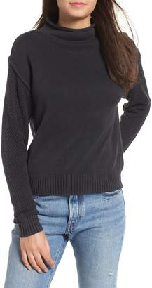 RVCA Exposed Seam Sweater