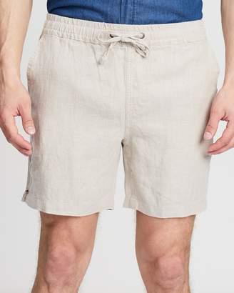 Riviera Linen Short