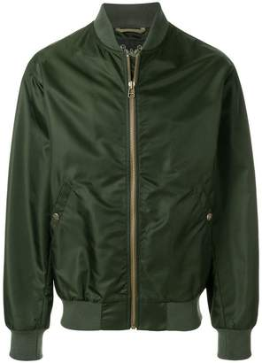 Mr & Mrs Italy classic bomber jacket