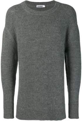 Jil Sander loose plain sweater