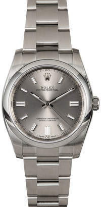 Rolex Bob's Watches Oyster Perpetual 116000 Watch