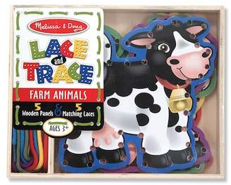 Farm Animals Lace & Trace Panels