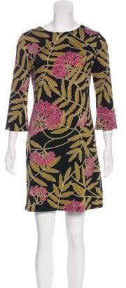 Julie Brown Printed Mini Dress