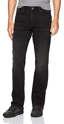 Calvin Klein Jeans Men's Modern Fit Bootcut Denim Jean,34W 32L
