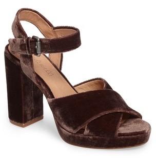 Women's Madewell Vanessa Block Heel Sandal