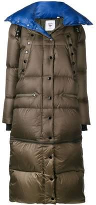 Rossignol snap fastening padded coat