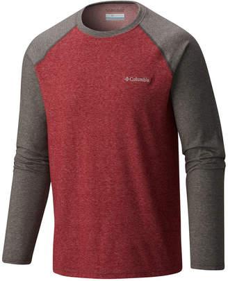 Columbia Men Thistletown Park Performance Raglan-Sleeve T-Shirt