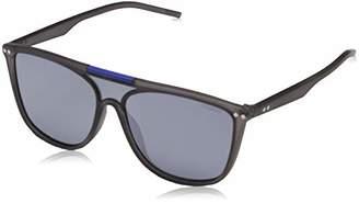 Polaroid Unisex's PLD 6024/S JB TJD Sunglasses, Grey Silmir Pz