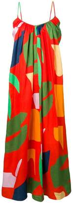Mara Hoffman printed loose fit maxi dress