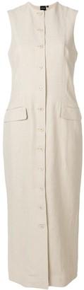Aspesi full button dress