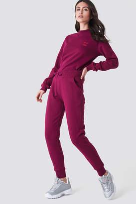 Na Kd Basic Basic Sweatpants Burgundy
