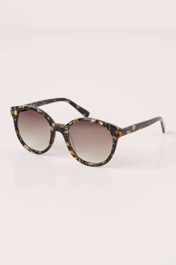 Anthropologie Tort Mosaic Sunglasses