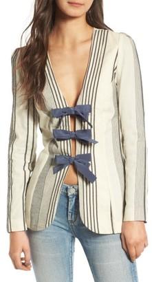Women's Stone Cold Fox Hudson Jacket $265 thestylecure.com