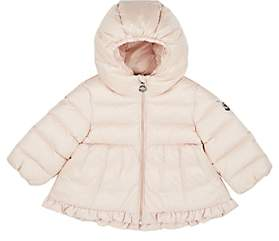Moncler Infants' Odile Down-Quilted Coat-Pink