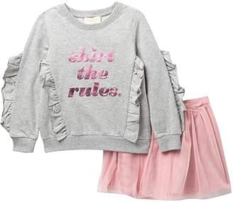 Kate Spade skirt the rules set (Toddler & Little Girls)