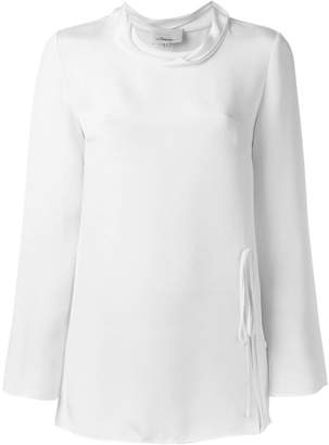 3.1 Phillip Lim cowl neck blouse