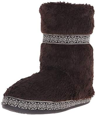 Woolrich Women's Whitecap Boot Slipper
