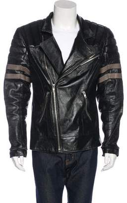 Moto Stinson Leather Jacket