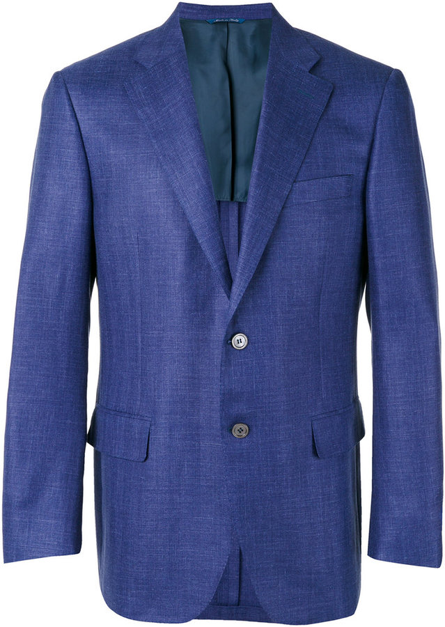Canali Canali two button blazer