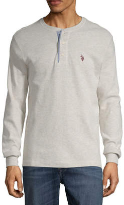 U.S. Polo Assn. USPA Long Sleeve Thermal Top