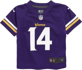 Nike Outerstuff NFL Logo Minnesota Vikings Stefon Diggs Jersey