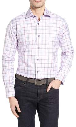 Robert Talbott Crespi IV Tailored Fit Sport Shirt