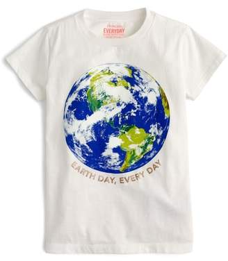J.Crew crewcuts by Earth Day Every Day Tee
