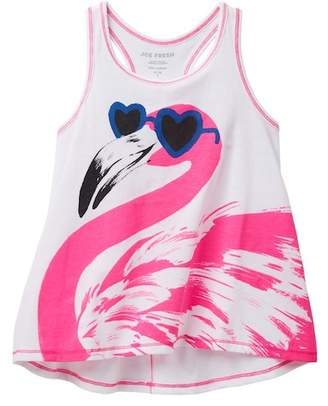 Joe Fresh Graphic Tank (Little Girls & Big Girls)