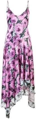 Fleur Du Mal floral handkerchief dress