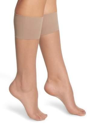 Nordstrom 2-Pack Naked Sheer Knee Highs