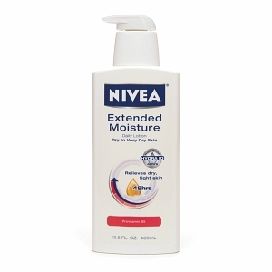Nivea Extended Moisture Daily Lotion
